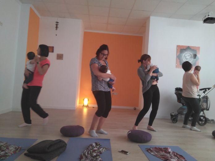 yoga recuperación postparto