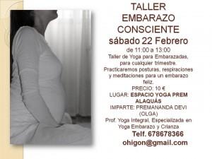 Yoga Embarazadas Alaquás