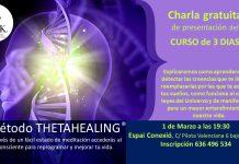 charla presentación método tethahealing, en Espai Conexio, Alaquàs, centro de yoga e inteligencia emocional