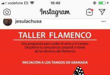 Taller flamenco en Alaquàs en Espai Conexió. Una propuesta para cuidar el alma y el cuerpo