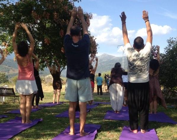 yoga en calicanto